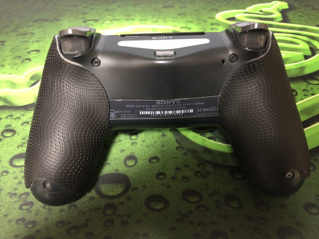 PS4コントローラーグリップ
