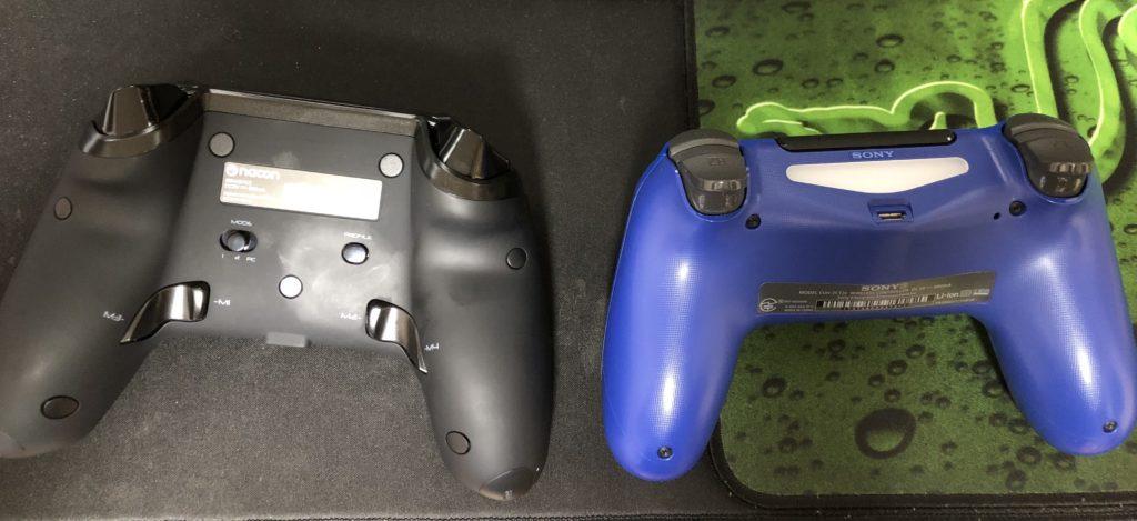 レボリューション プロ コントローラー2 背面ボタン位置