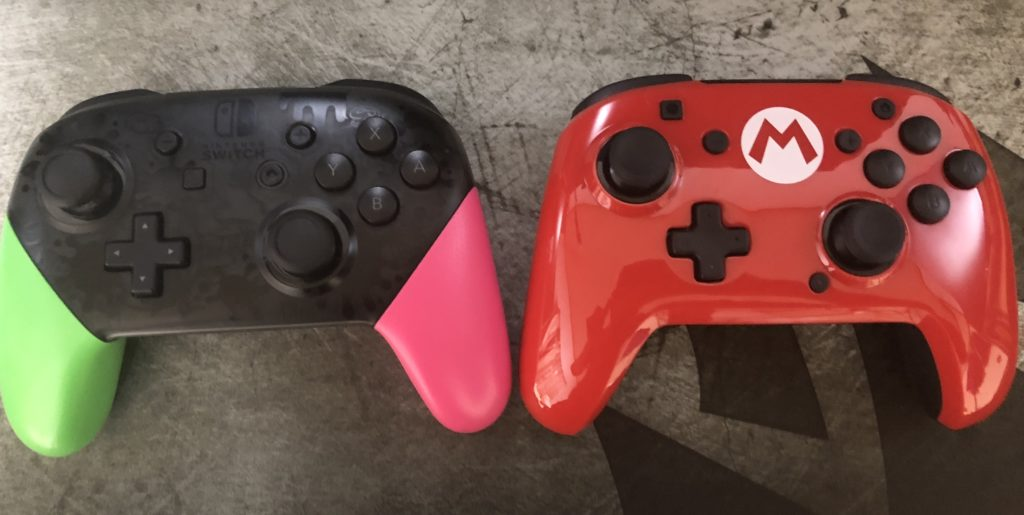 PDP Wired Pro Controller 純正プロコン