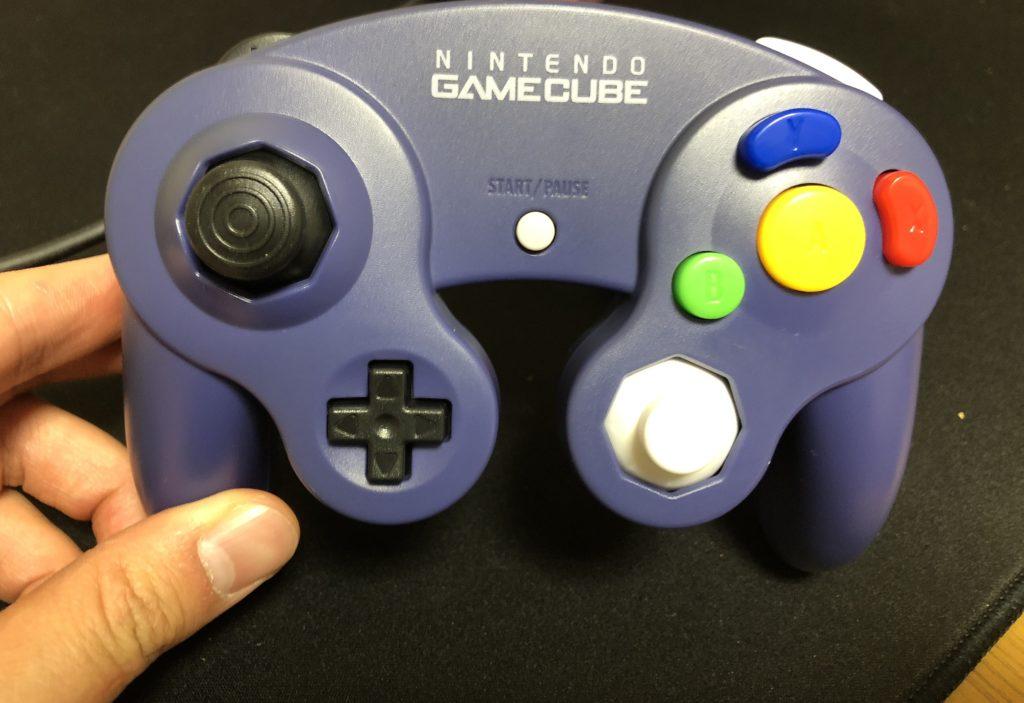 ゲームキューブコントローラー オリジナル