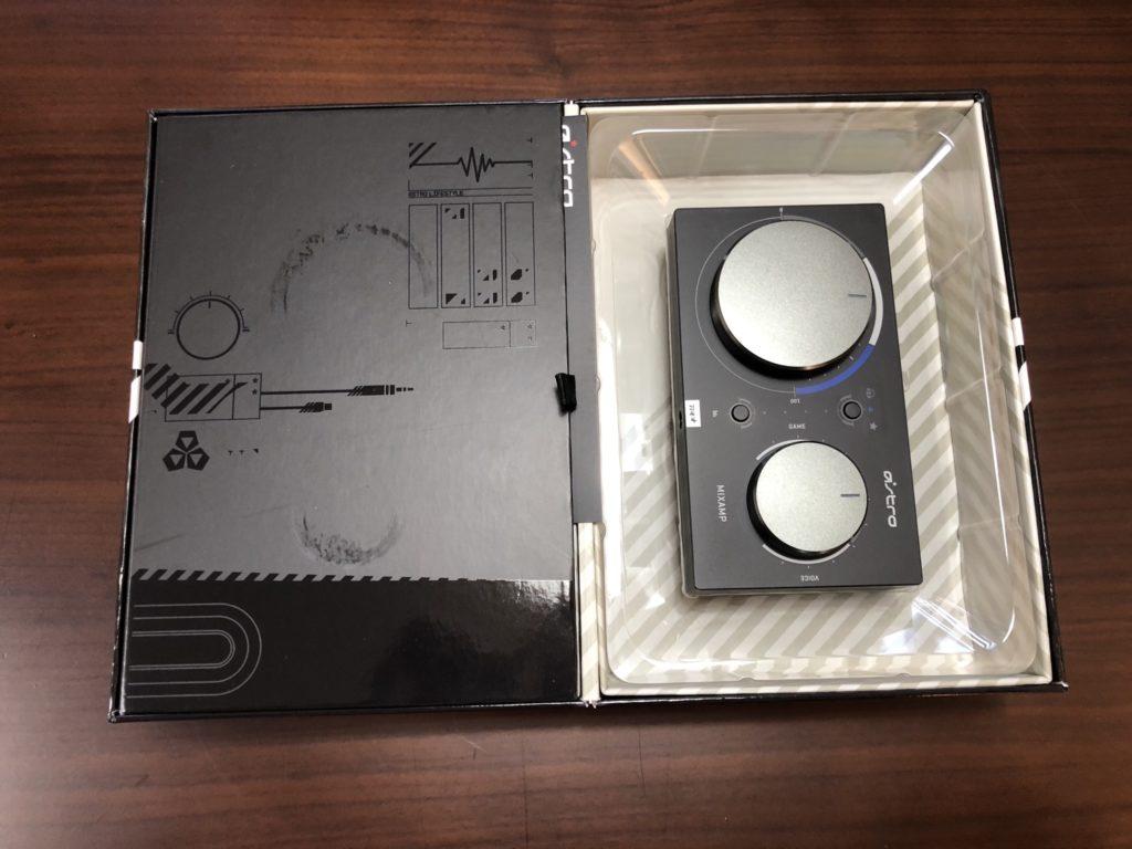 Astro Mixamp Pro TR 箱