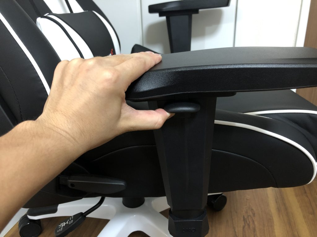 AKRacing Pro-X  アームレスト