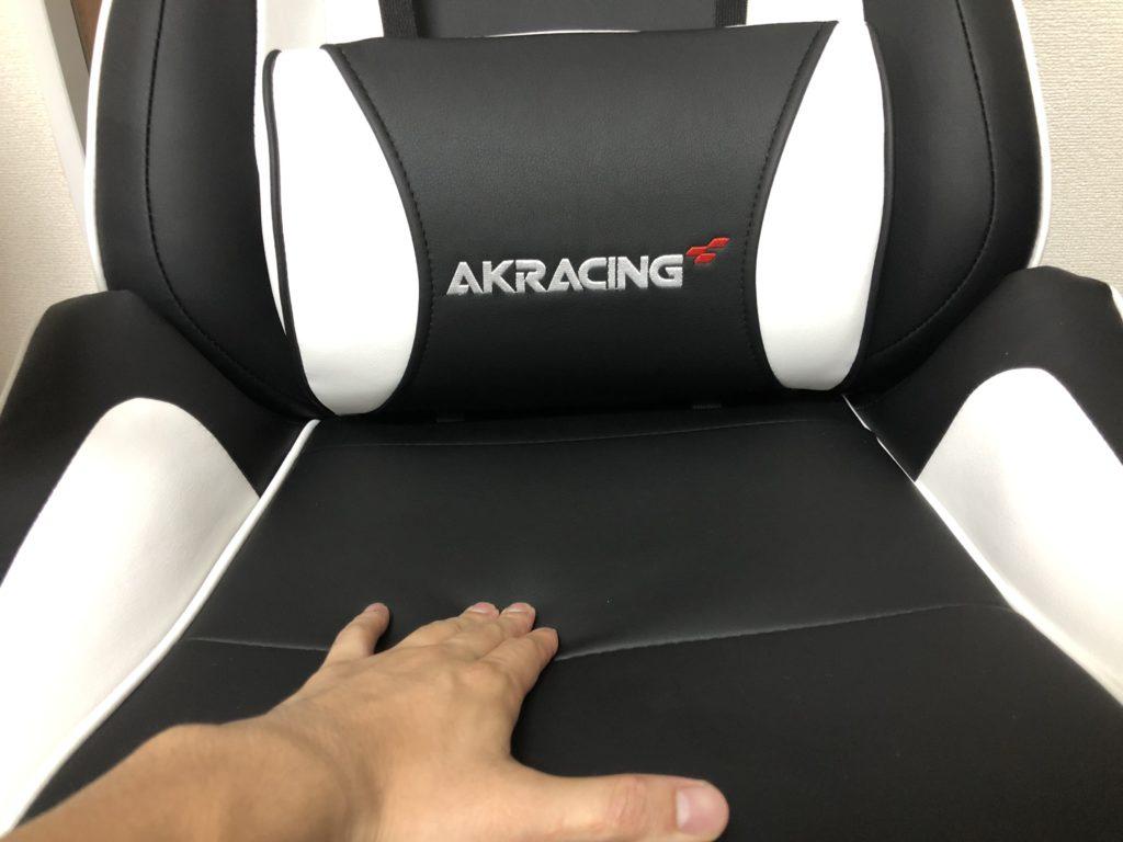 AKRacing Pro-X ランバーサポート