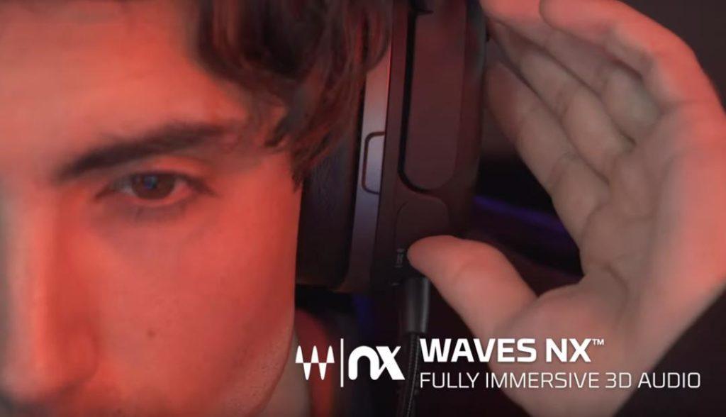 Waves Nx 完全没入型3Dオーディオ