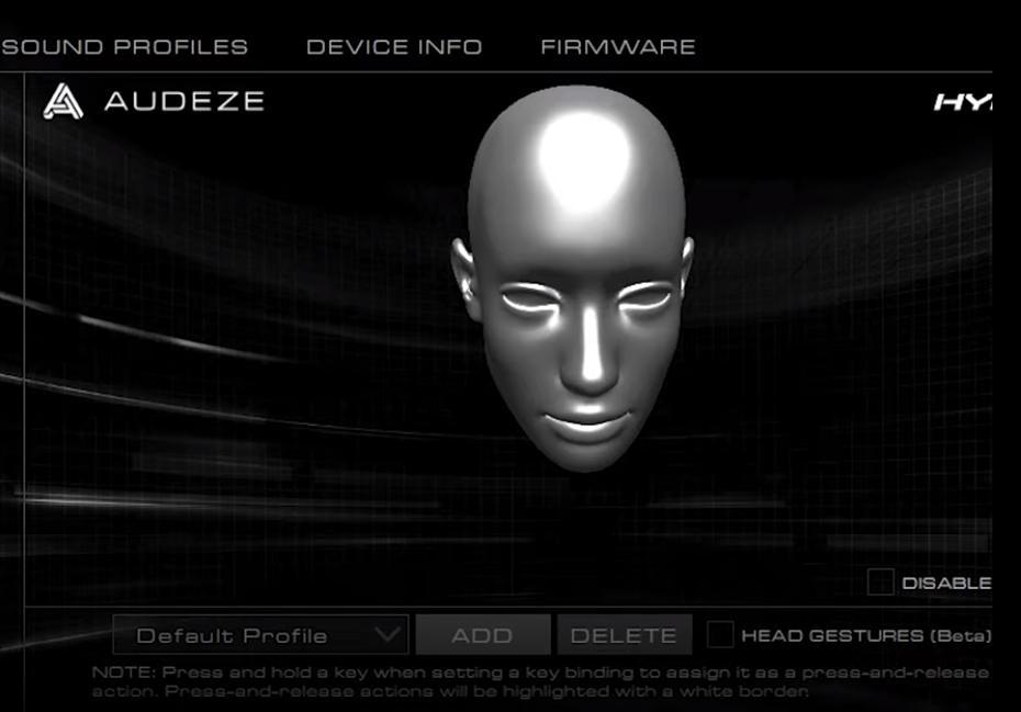 Waves Nx ヘッドトラッキングテクノロジー ソフトウェア
