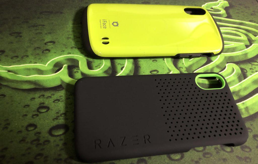 Razer Arctechとiface