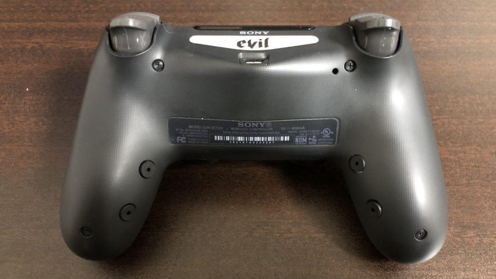 エビルコントローラー ボタンタイプ