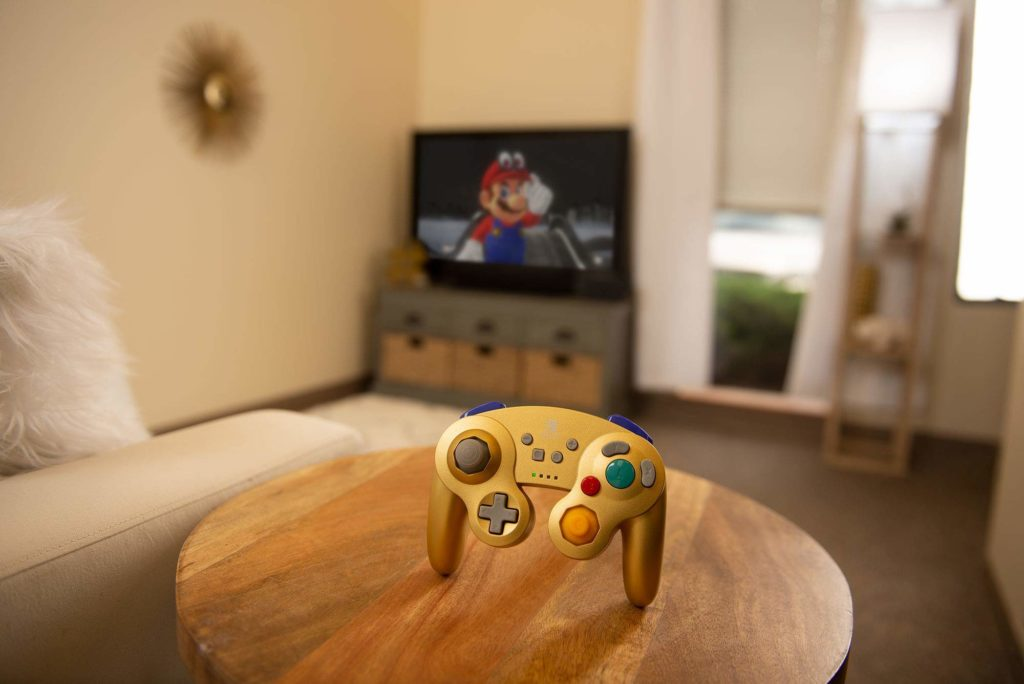PowerA Wireless Controller for Nintendo Switch – GameCube Style3