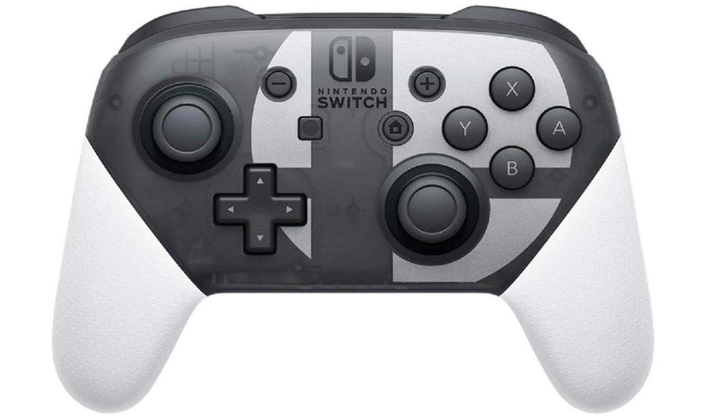 Switch プロコン スマブラ