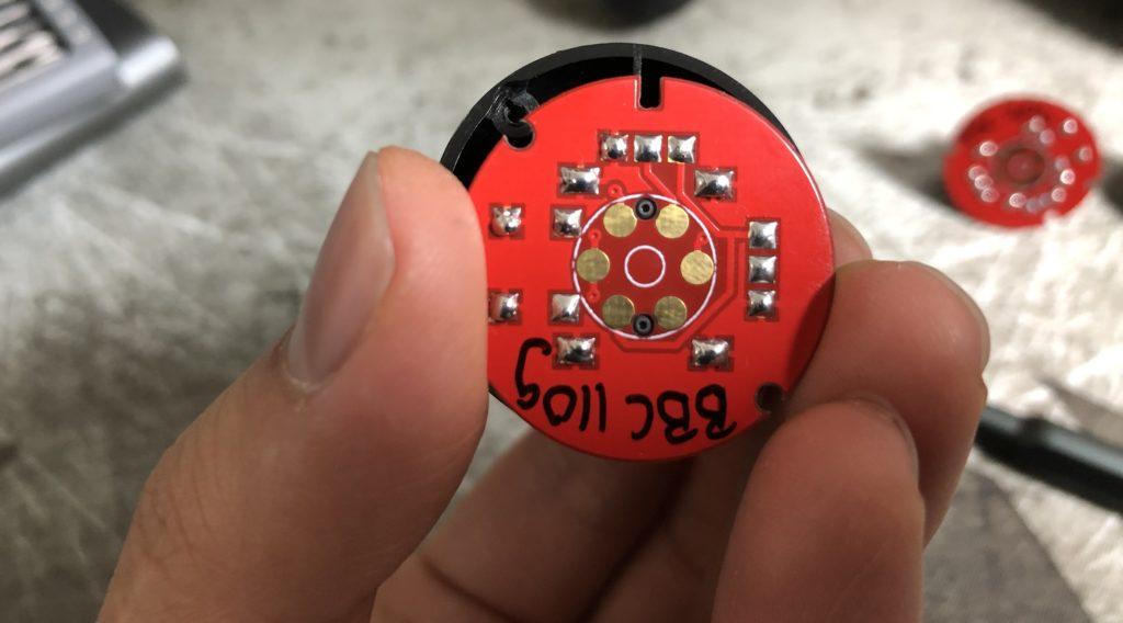 C40モジュール交換手順