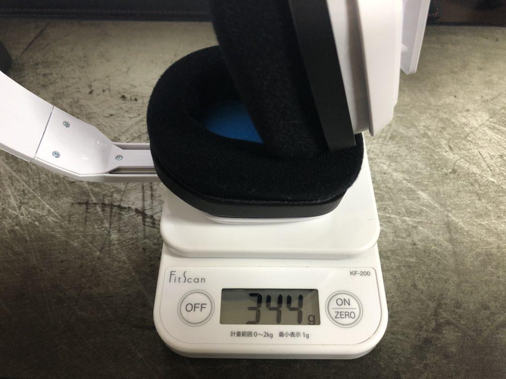 ASTRO A10 重量