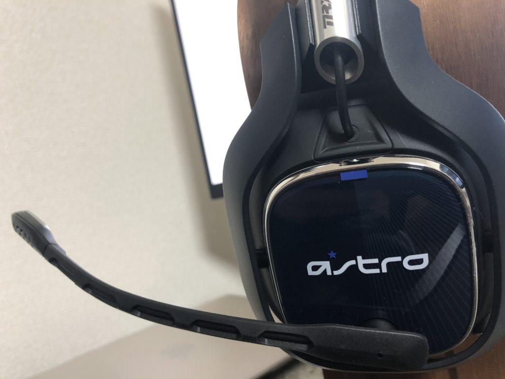 ASTRO A40 マイク