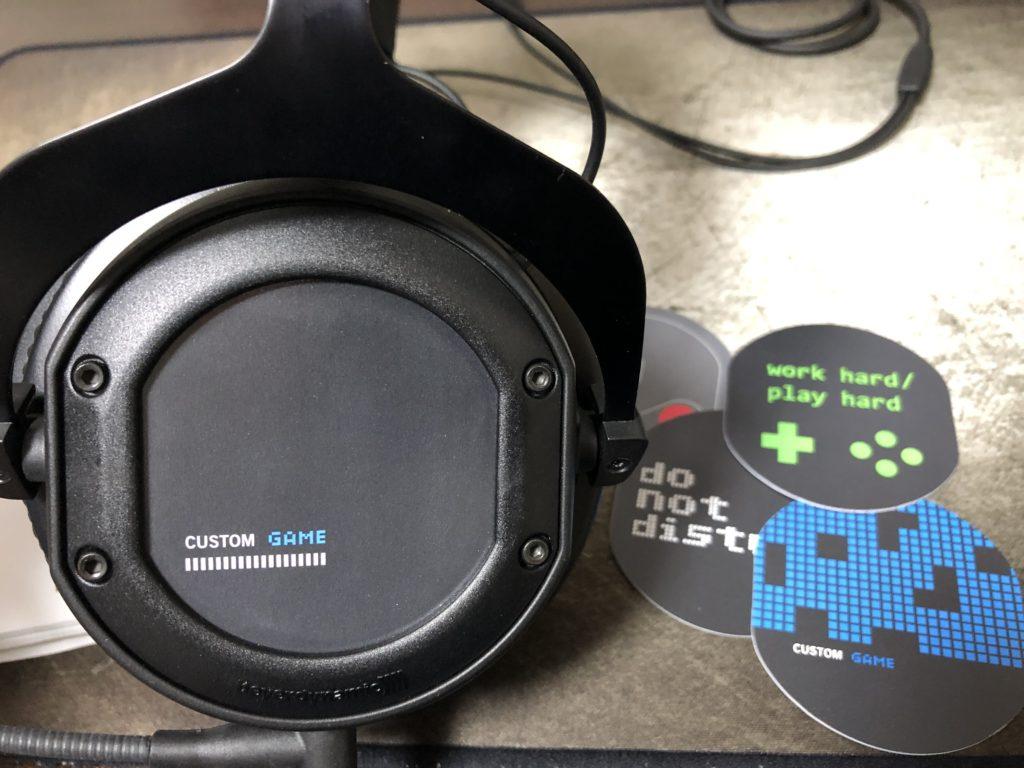 Custom Game